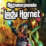 Lady Hornet Cover Feature Image for WordPress