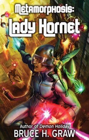 Lady Hornet Front Med