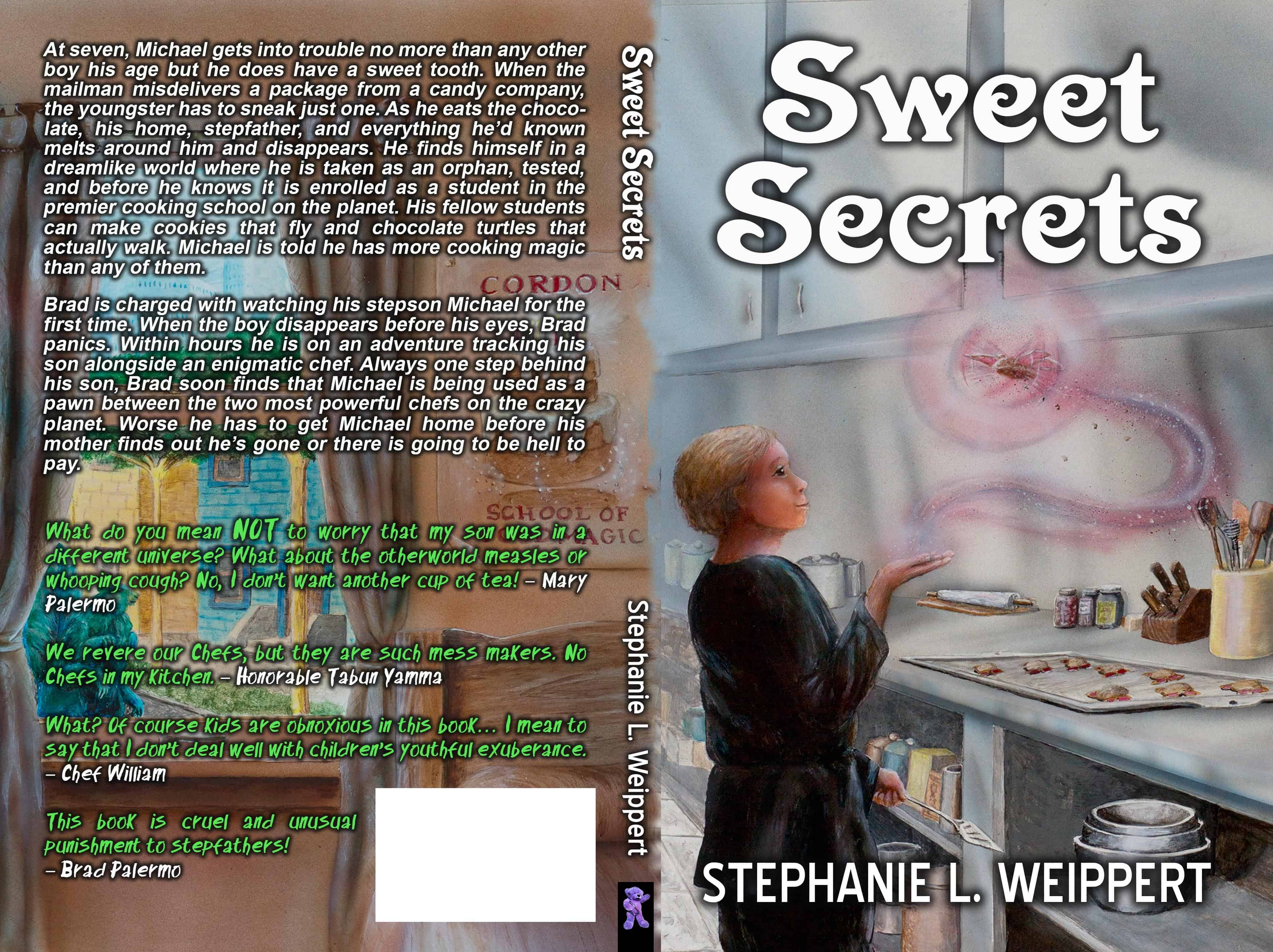 Sweet Secrets Cover Primary Flattened
