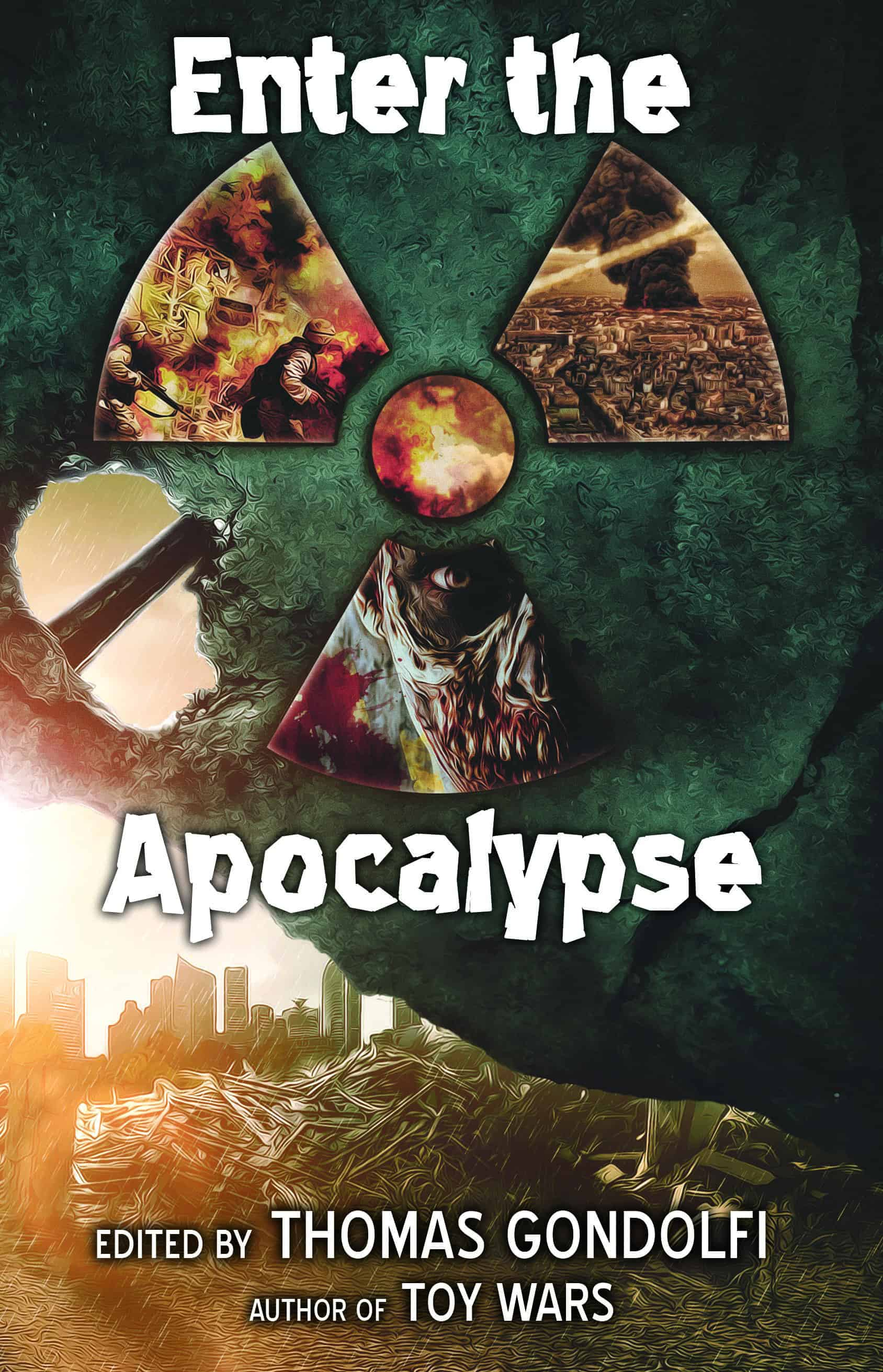 Enter The Apocalypse - Front mockup